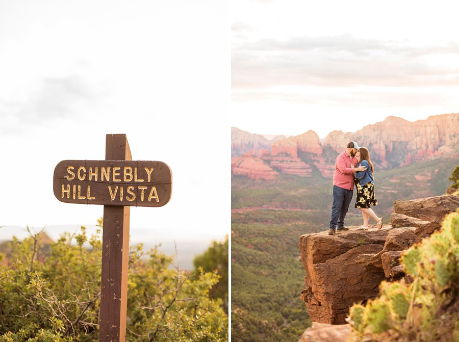 Katie and Mark - Flagstaff Couple Photography 12