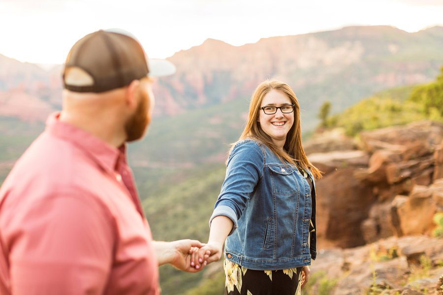 Katie and Mark - Flagstaff Couple Photography 15