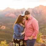 Sedona Engagement Photographers – Katie and Mark