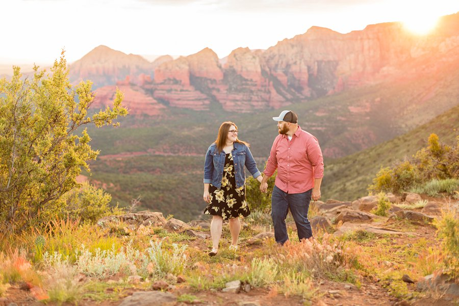 Katie and Mark - Flagstaff Couple Photography 17