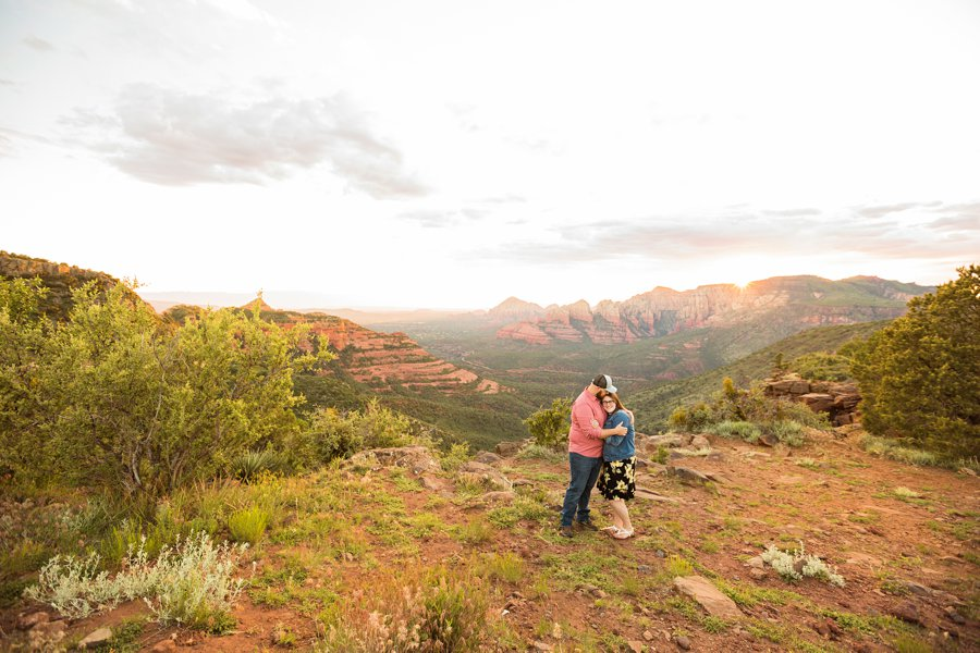 Katie and Mark - Flagstaff Couple Photography 18