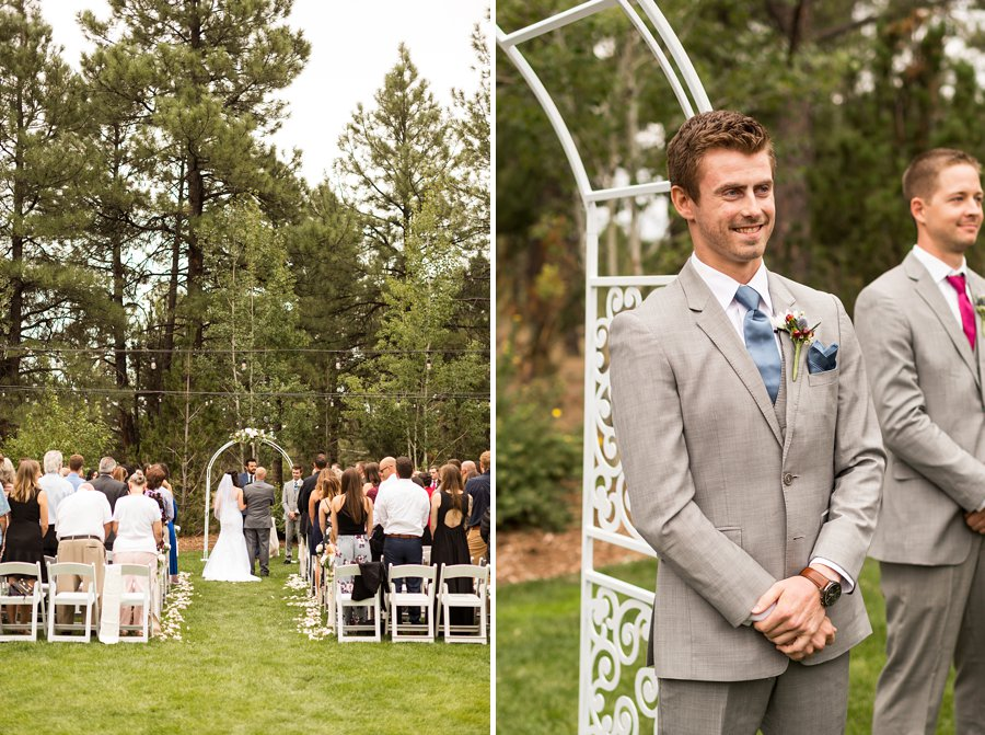 Kayla and Scott: Northern Arizona Wedding Photography 06