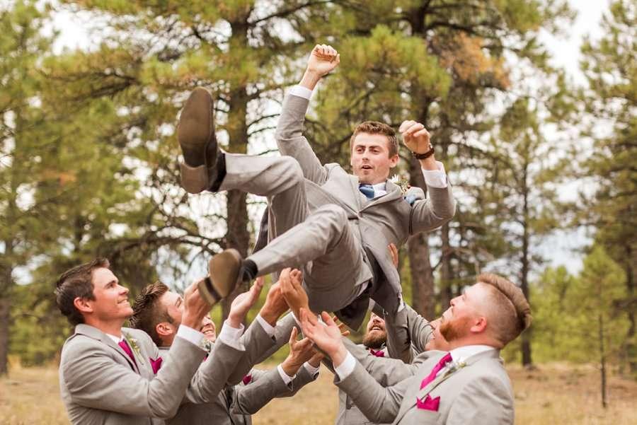 Kayla and Scott: Northern Arizona Wedding Photography