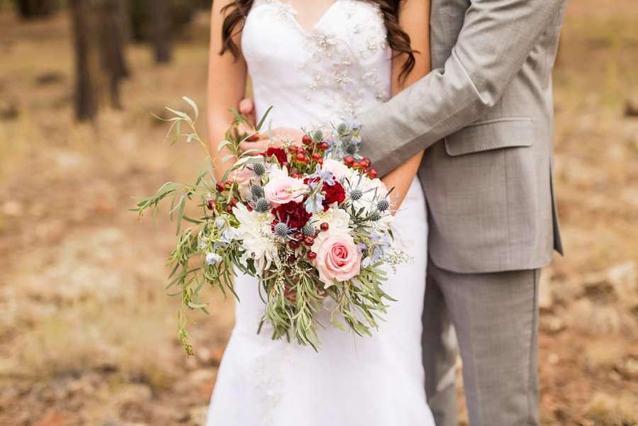 Kayla and Scott: Little America Flagstaff Wedding 02
