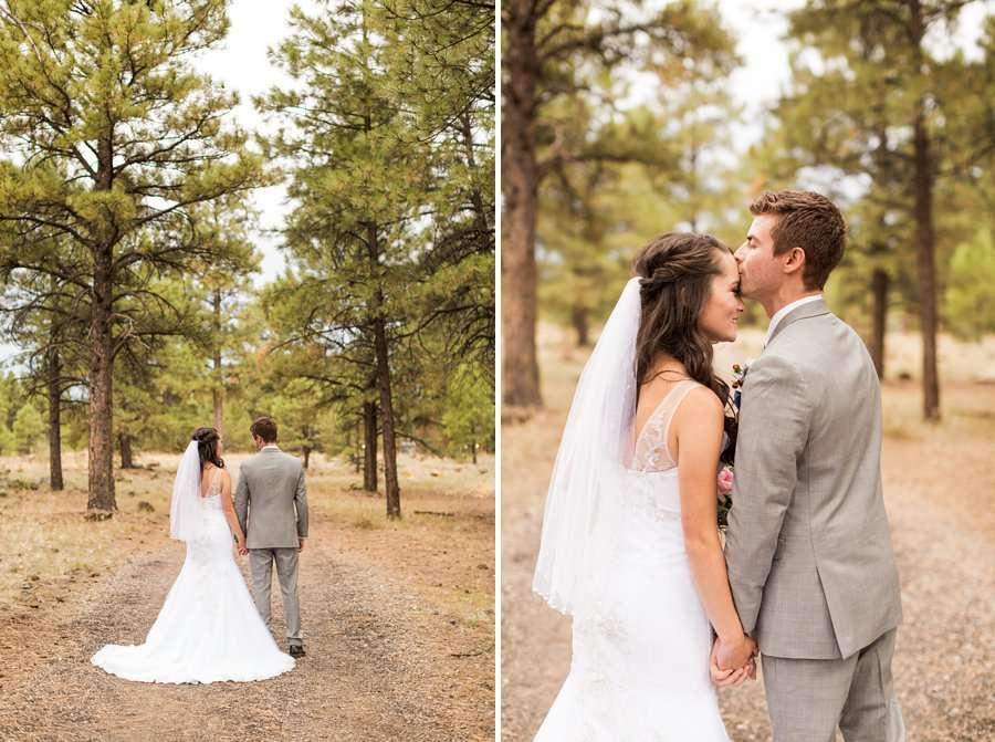 Kayla and Scott: Northern Arizona Wedding Photography 030