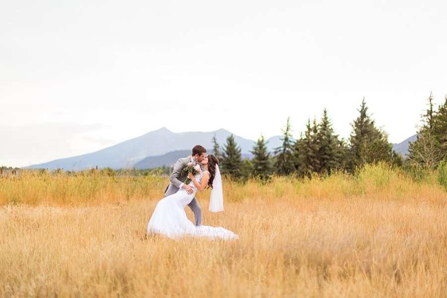 Kayla and Scott: Little America Flagstaff Wedding 01