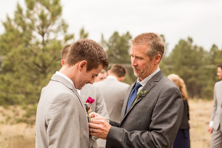 Northern Arizona Wedding Photography: Kayla and Scott