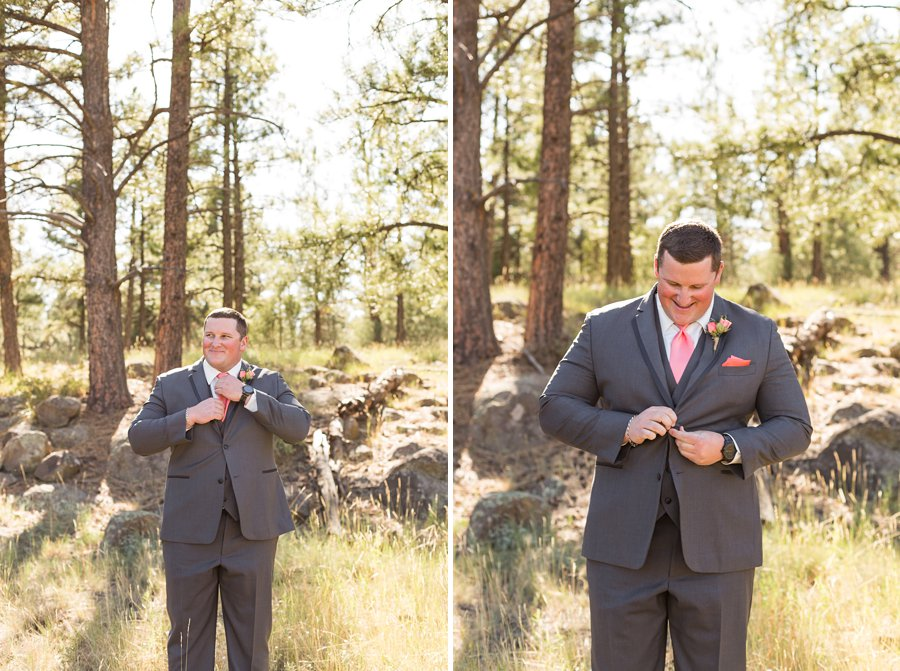 Kelcy and Gavin - Flagstaff Elks Lodge Wedding 012