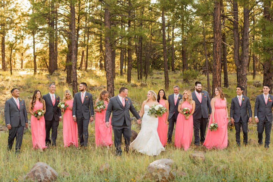 Kelcy and Gavin - Northern Arizona Wedding Photographers 08