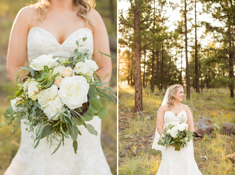 Kelcy and Gavin - Northern Arizona Wedding Photographers 016