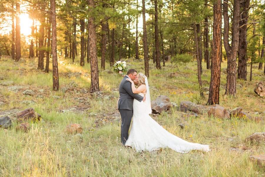 Kelcy and Gavin - Flagstaff Elks Lodge Wedding 01