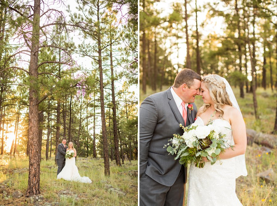Kelcy and Gavin - Northern Arizona Wedding Photographers 026
