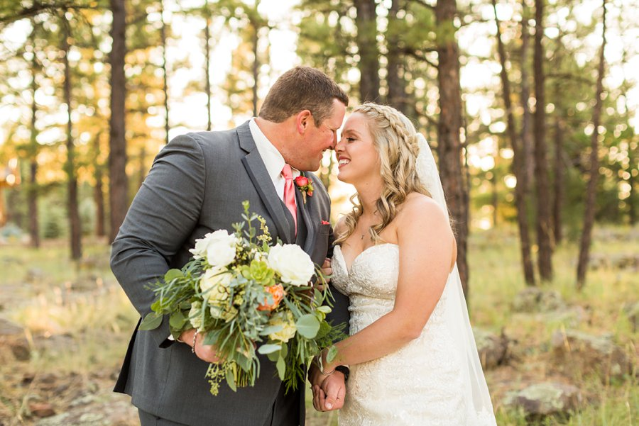 Kelcy and Gavin - Northern Arizona Wedding Photographers 025
