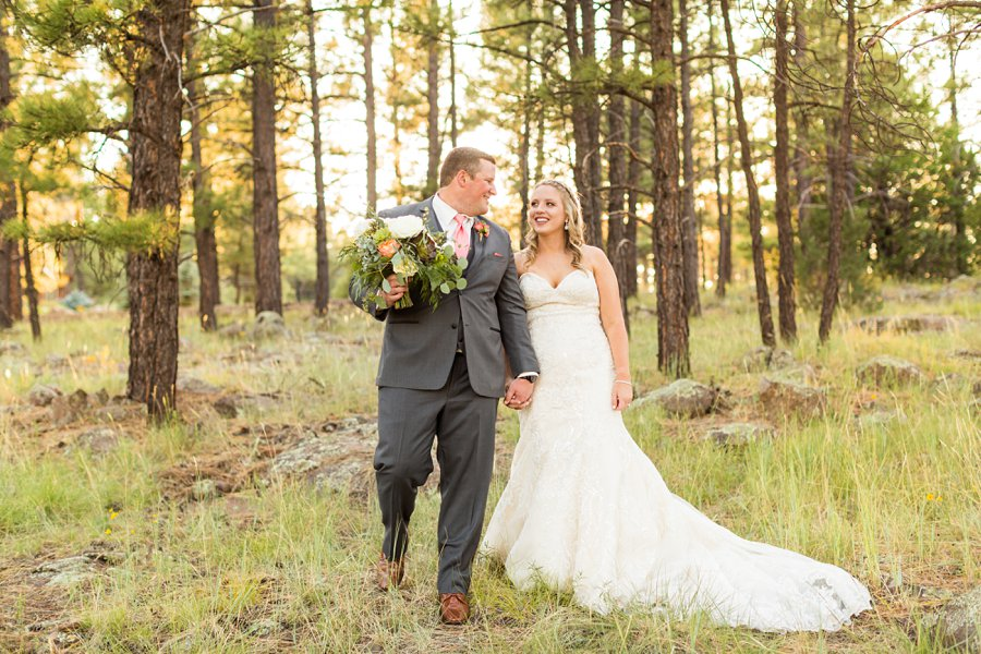 Kelcy and Gavin - Northern Arizona Wedding Photographers 023