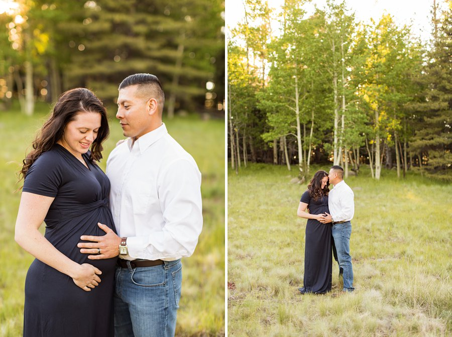 Mariah and Ruben - Maternity Photography Northern AZ 15