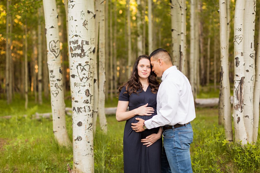 Mariah and Ruben - Maternity Photography Northern AZ 9