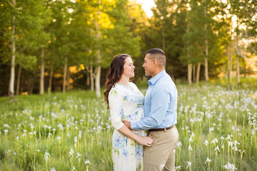 Mariah and Ruben - Family and Portrait Photographer Flagstaff Arizona 6