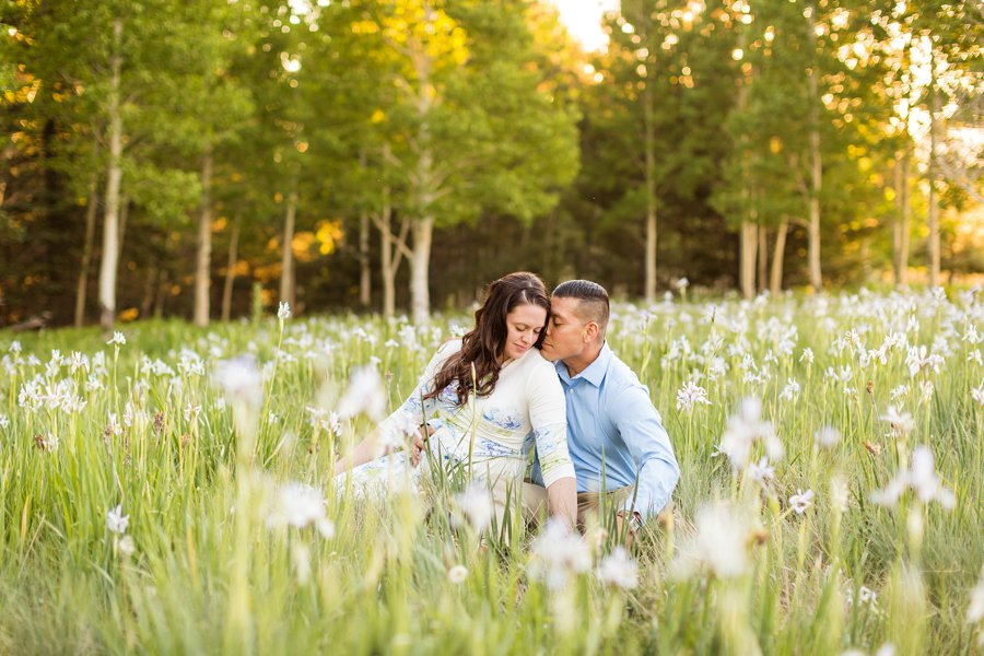 Mariah and Ruben - Family and Portrait Photographer Flagstaff Arizona 1