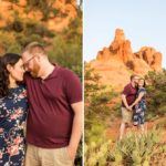 Sedona Engagement Photography – Melisa and Michael