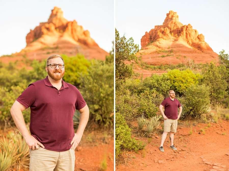 Melisa and Michael - Arizona Portrait Photographer 5