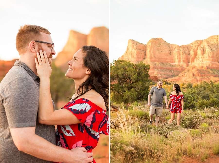 Melisa and Michael - Arizona Portrait Photographer 6