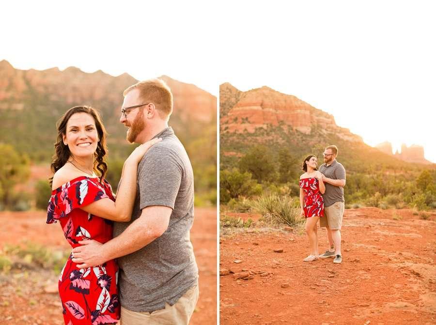 Melisa and Michael - Arizona Portrait Photographer 8