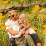Northern AZ Engagement Photographer -Miranda and Quinton
