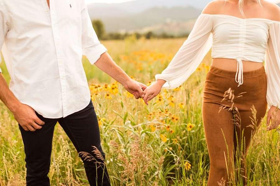 Miranda and Quinton- Northern AZ Engagement Photographer 13