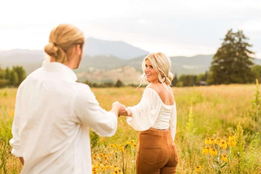 Miranda and Quinton- Northern AZ Engagement Photographer 14
