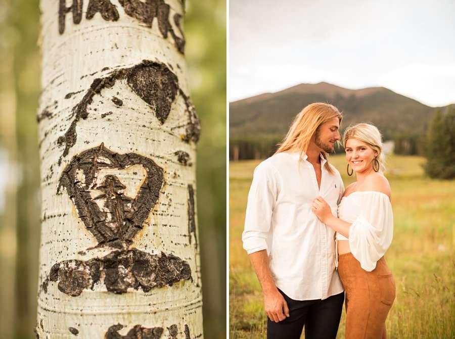 Miranda and Quinton- Northern AZ Engagement Photographer 11