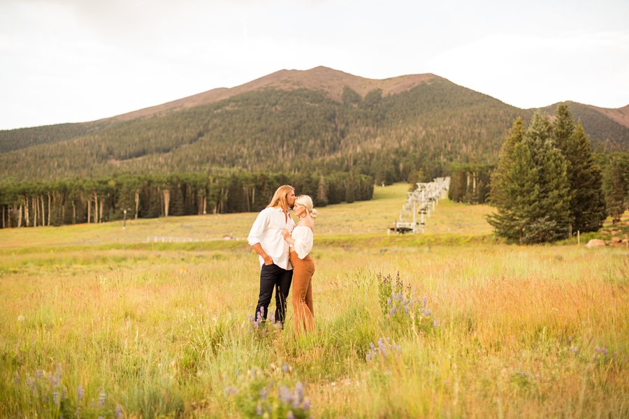 Miranda and Quinton- Northern AZ Engagement Photographer 16
