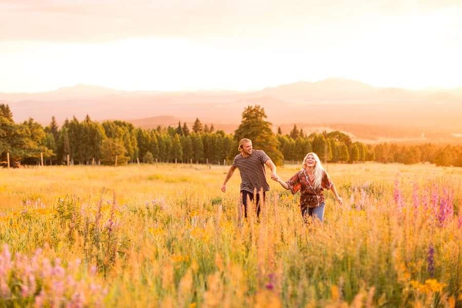 Miranda and Quinton- Northern AZ Engagement Photographer 19