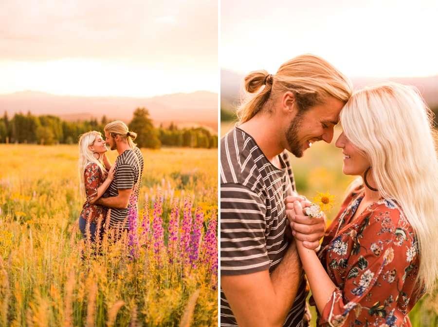 Miranda and Quinton- Northern AZ Engagement Photographer 20