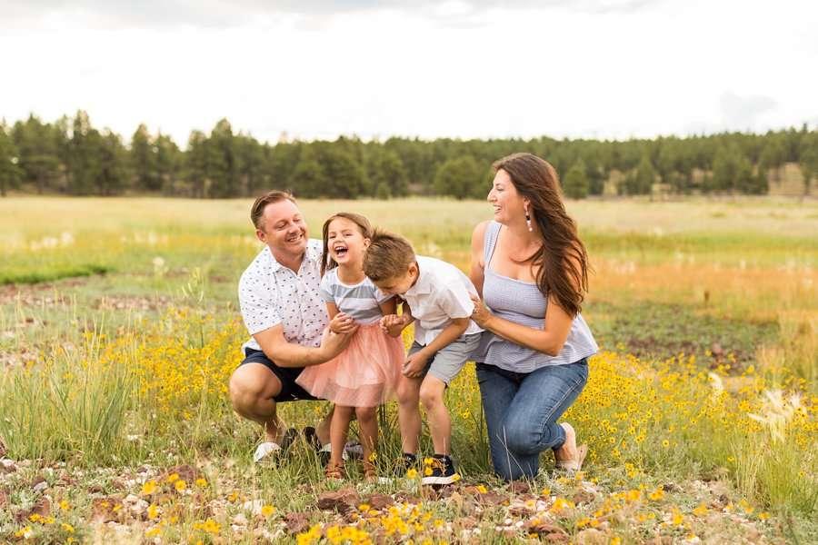 Mitchell Family - Northern AZ Portrait Photography 1