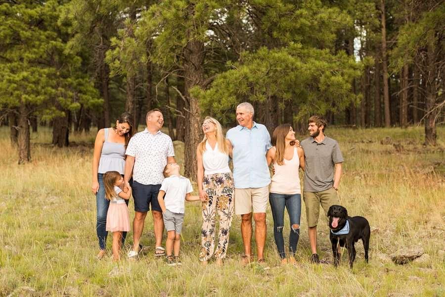 Mitchell Family - Williams Arizona Family Photographer 1