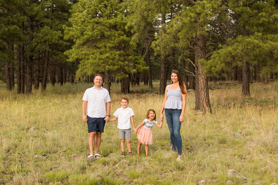 Mitchell Family - Northern AZ Portrait Photography 9