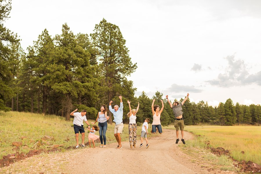 Mitchell Family - Northern AZ Portrait Photography 11