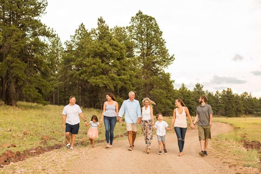 Mitchell Family - Northern AZ Portrait Photography 13
