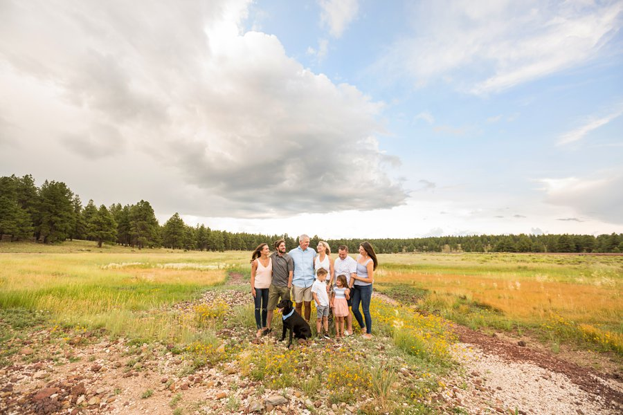 Mitchell Family - Williams Arizona Family Photographer 2