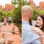 Saaty Photography – Morgane and Guillaume – Sedona Engagement Photographer -51