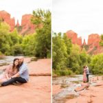 Saaty Photography – Morgane and Guillaume – Sedona Engagement Photographer -55