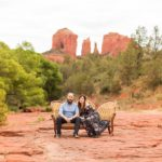 Saaty Photography – Morgane and Guillaume – Sedona Engagement Photographer -60