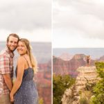 Grand Canyon National Park Engagement Photographers – Natalia and Sean