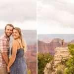 Grand Canyon National Park Engagement Photographers – Natalia and Sean