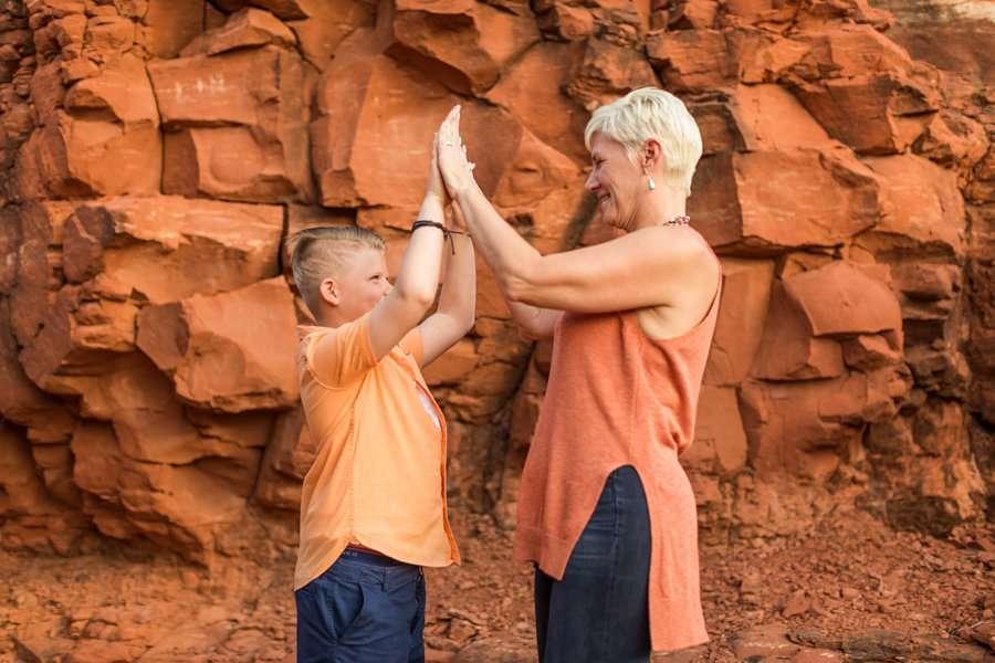 Pam and Finn - Portraiture Photographer Flagstaff 12