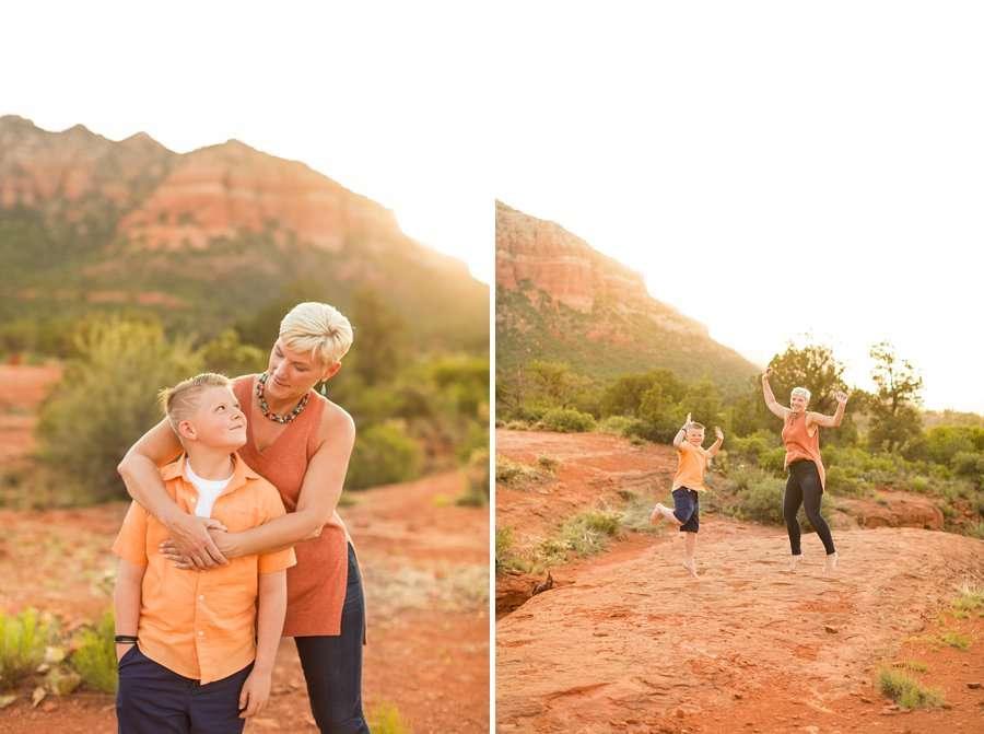 Pam and Finn - Portraiture Photographer Flagstaff 2