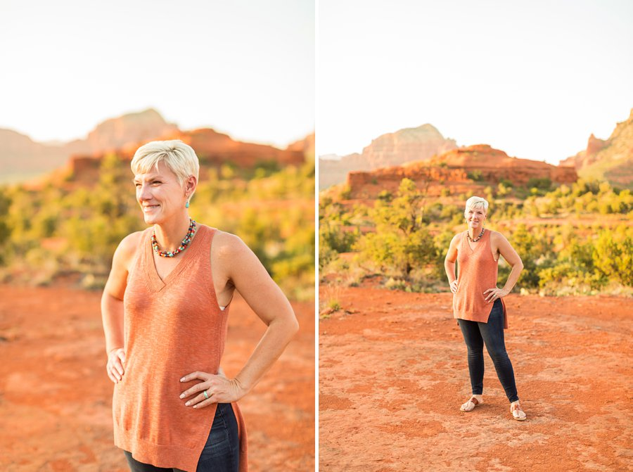 Pam and Finn - Family and Portrait Photography Sedona Arizona 3
