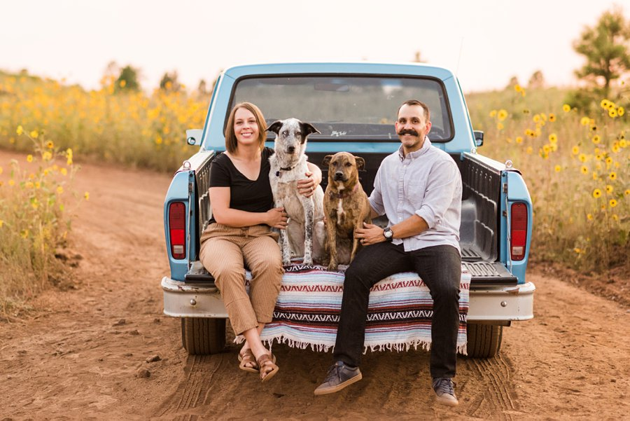 Pizzi Family - Sedona Arizona Portrait Photographers 1