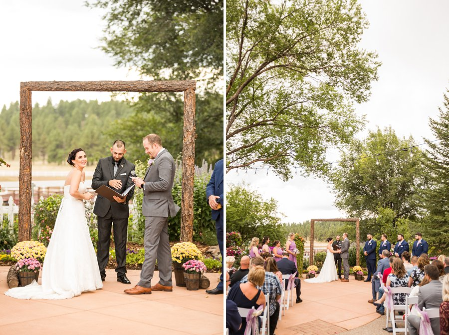 Tiffany and Caleb: Northern Arizona Sedona Wedding Photography 07