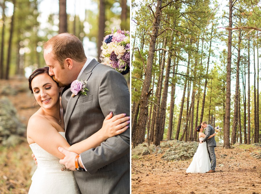 Tiffany and Caleb: Northern Arizona Sedona Wedding Photography 024